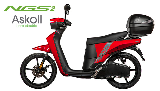 Askoll NGS2 Scooter elettrico