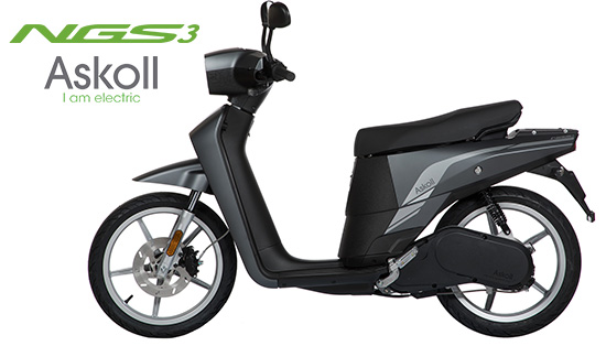 Askoll NGS3 Scooter elettrico